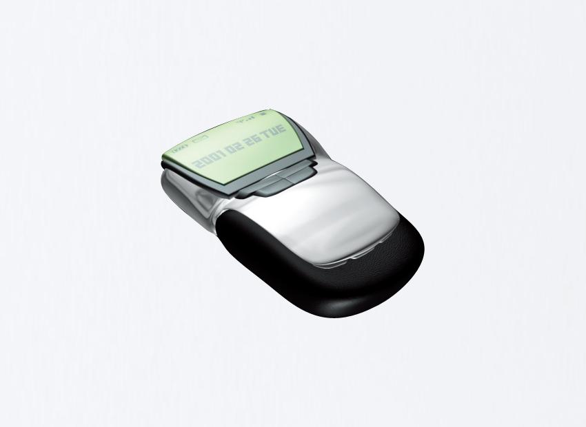 モバイルフォンコンセプト